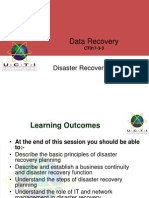 DREC-03 Disaster Recovery Plannin1g