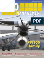MRO Magazine March 2012 - Line Maintenance growth and preparing for the future