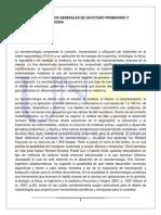 Nanociencia y Nanotecnología (Medicina)