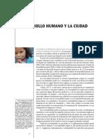 Desarrollo_humano y La Ciudad_pdf