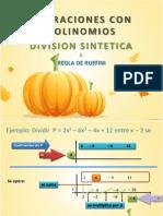 Division Sintetica..(1)