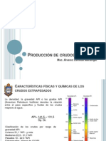 Produccion de Petroleo Clase 1