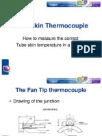 thermocouple  Skin type