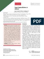 Lignocellulose fractionation