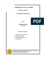 Proposal TA Geolistrik to PT.freePORT