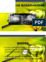 Patologias Radiolucidas