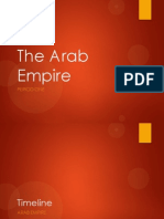 arab empire period 1
