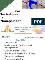 31301578 Quantitative Techniques 1