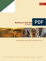 Banking in Sub-Saharan Africa