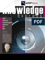 Aug Sept 2013 Erp Tips Knowledge Express