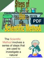 scientific method intro