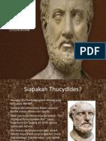 THUCYDIDES Presentasi Minggu 4