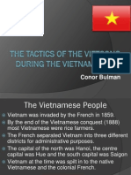 Tactics of the Vietcong