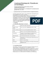 Internationaal Belastingrecht Winstallocatie Vaste Inrichtingen