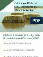 Análisis del Riesgo de Inundaciones en Castilla la Mancha