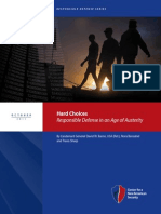 (U) Hard Choices--Responsible Defense in an Age of Austerity (CNAS, Barno-Bensahel-Travis, 07Oct11)