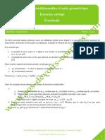 Probabilites Conditionnelles Proba Totales Suite Geometrique