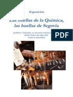 2011 CatalogoExposicion Quimica Segovia