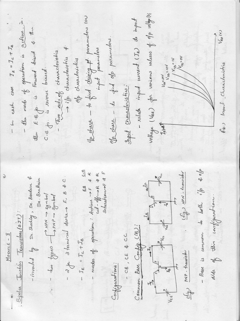 edc notes or ecad  similar to vakil sir notes  electronics   extc branch  engineering group