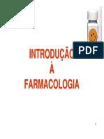 Farmacologia Geral