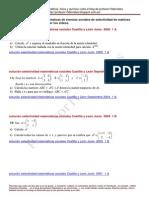 matrices ejercicios resueltos de matemáticas de ciencias sociales  selectividad