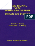 Mixed Signal VLSI Wireless Design - Circuits and Systems