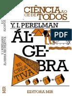 Perelman - Algebra Recreativa