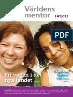 Tidning Världens mentor