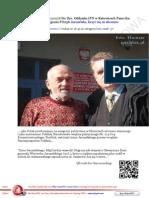 Stefan Kosiewski 20130928 do Dyr. Oddzialu IPN w Katowicach Pana dra Andrzeja Drogonia FO236 Jaruzelska, liczyc sie ze slowami.pdf