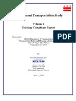 DDOT Mount Pleasant Transportation Study 2008