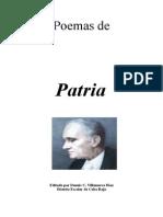 Poemas de Patria Virgilio Davila