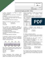 Da09d7cf300adec7547160d0e47005a4lista de Exercicio de Fixacao de Quimica a Av02 - 3o Bim. - 2o Ano