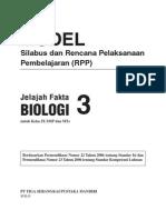RPP Fakta Biologi SMP 3