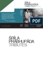 Srila Prabhupada Tributes 2011