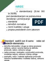 Zakon o Standardizaciji
