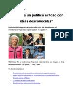 Reportaje a Beatriz Sarlo