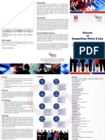 Competition Policy Brochure 2012