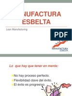 Presentacion Manufactura Esbelta