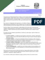 Seminario el ejercicio actual de la medicina - Algo sobre las tecnicas para clases y conf.docx