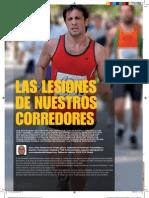 15º Las Lesiones de Nuestros Corredores (Planeta Running).