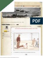 Láminas-Uniformes de los Paracaidistas EE.UU (1941-1945)