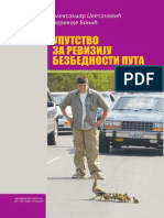 Uputstvo Za Reviziju Bezbednosti Puta - A.cvetanovic