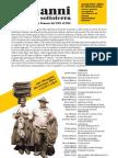 Centenario del Circoloso Speleologico Romano
