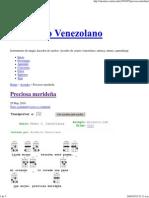 Preciosa merideña _ El Cuatro Venezolano