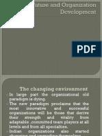 The Future and Organization Development