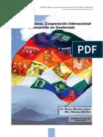 Pueblos indígenas, cooperacion internacional y desarrollo   en Guatemala