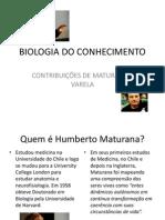 Biologia Do Conhecimento_maturana e Varela