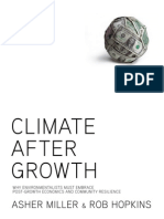Climate After Growth