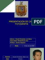 Presentacion Caso Clinico Desarrolado