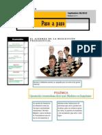 Periodico PASO a PASO